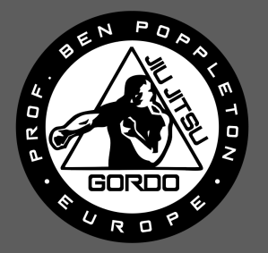 Gordo Jiu Jitsu Europe Patch